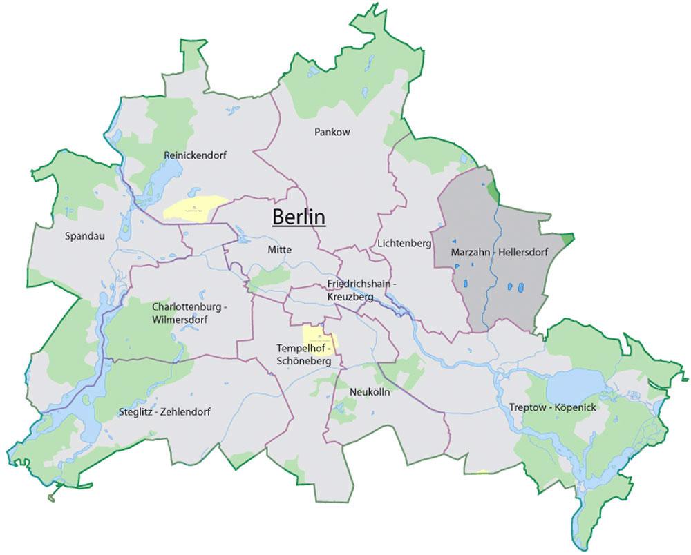 где лучше остановиться в берлине