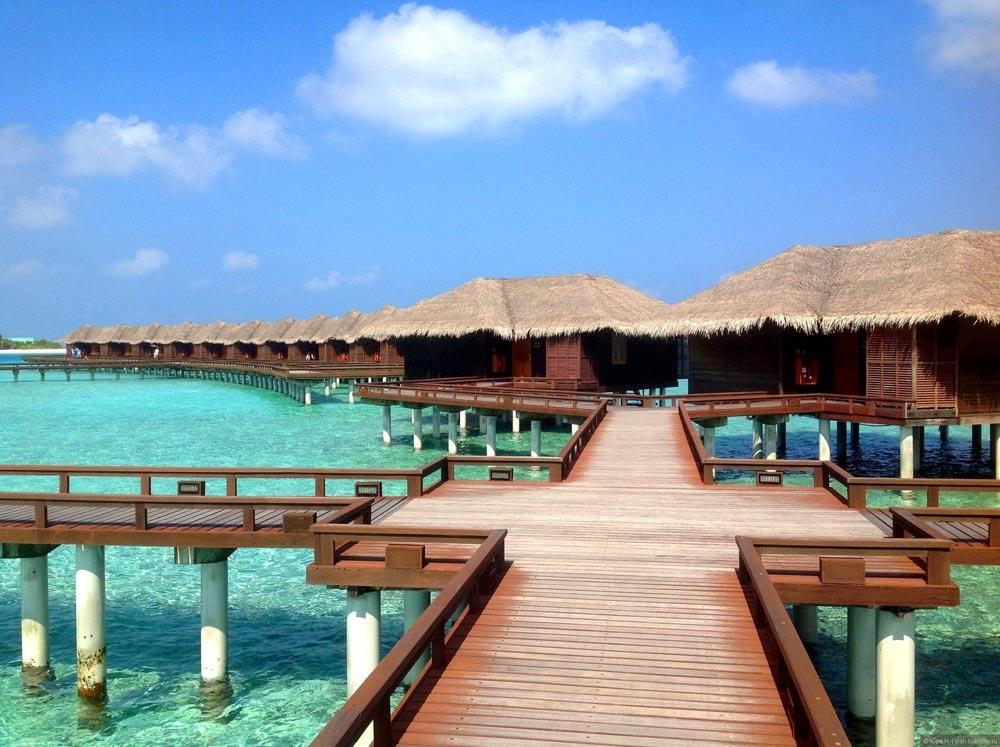 стоимость путевки на Мальдивы с вылетом из Москвы