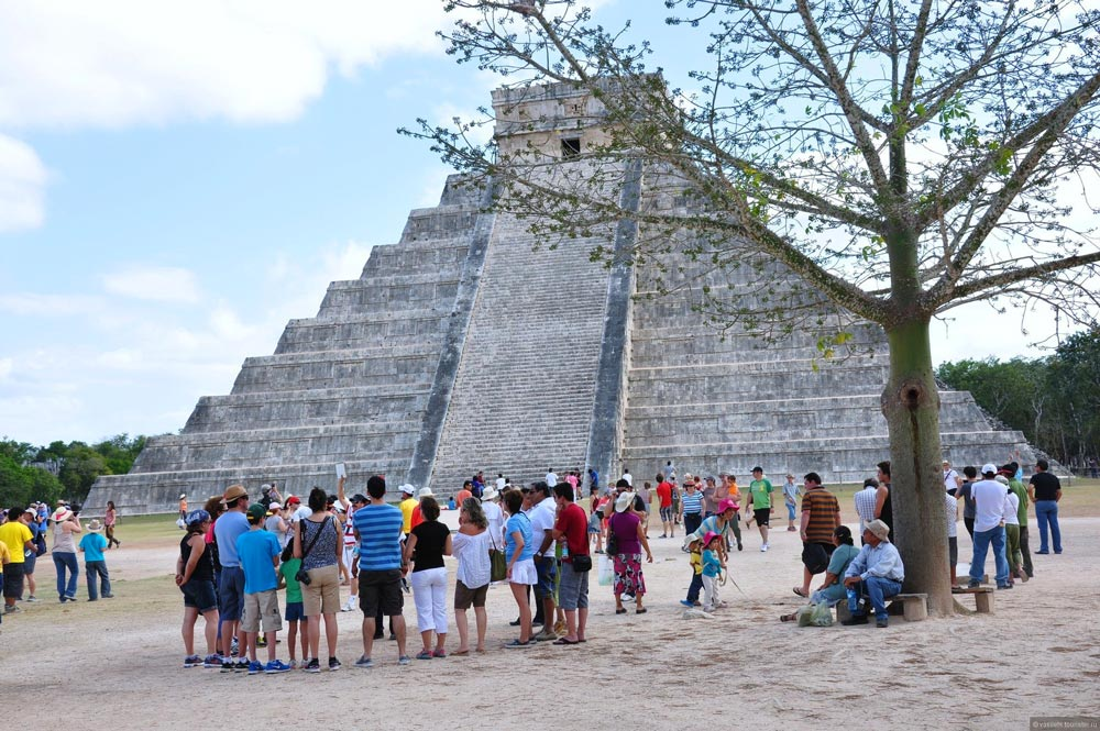 отпуск в Мексике с детьми