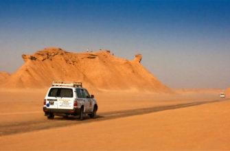 аренда машины в Тунисе, цены
