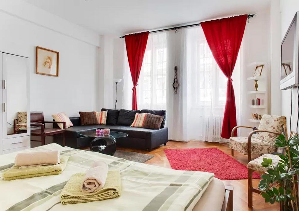 Недорогие отели Праги недалеко от центра