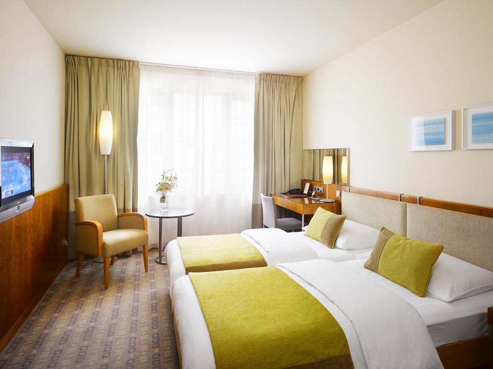 Гостиницы в столице Чехии