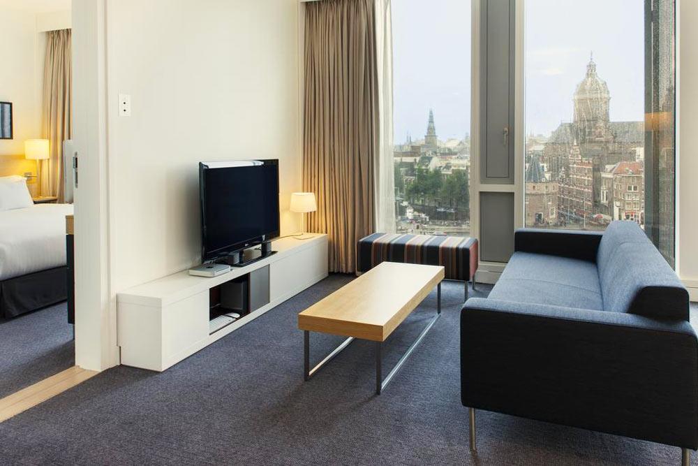 Цены на жилье в Амстердаме