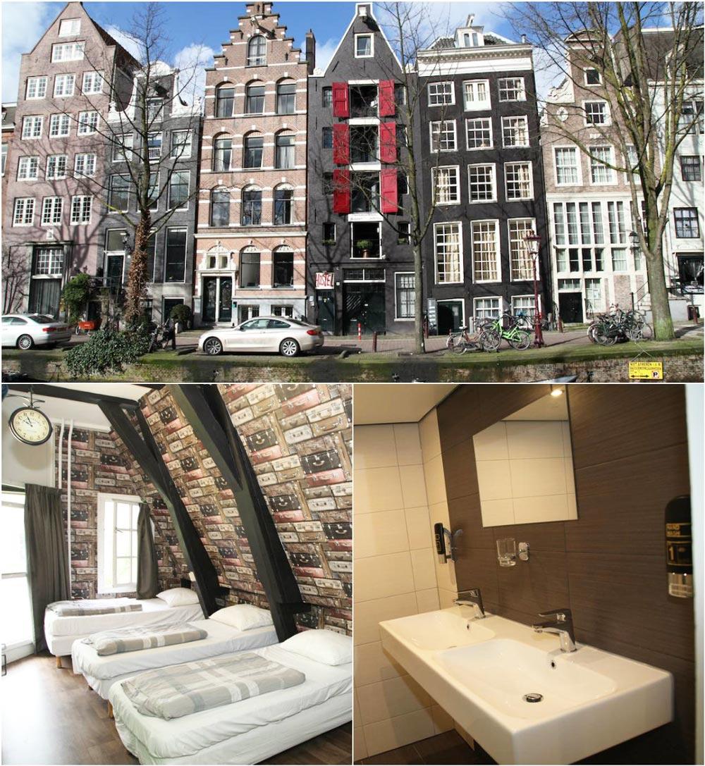 Аренда квартиры в Амстердаме на длительный срок