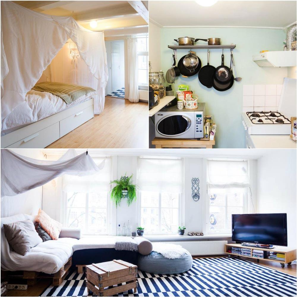 Снять квартиру в Амстердаме