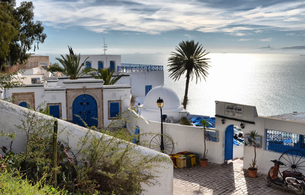 Когда отдыхать в Тунисе