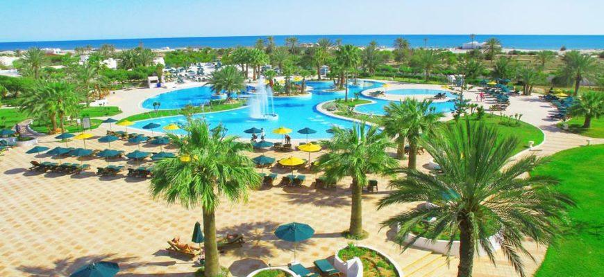 Отели в Тунисе 3 звезды у моря