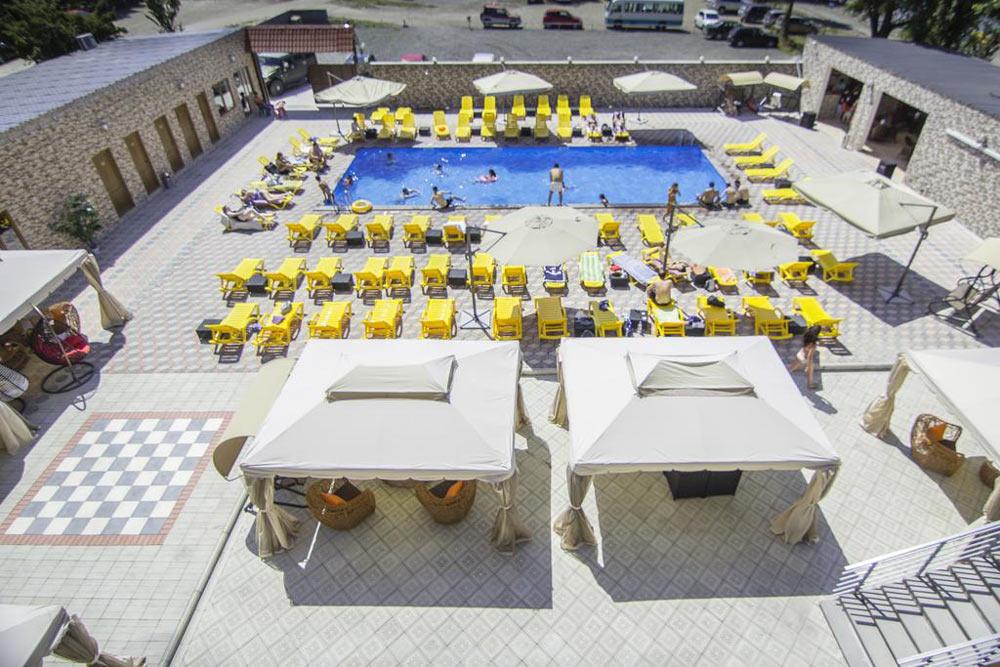 Лучшие отели в Грузии для отдыха