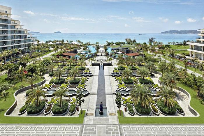 лучшие отели на Хайнань 5 звезд