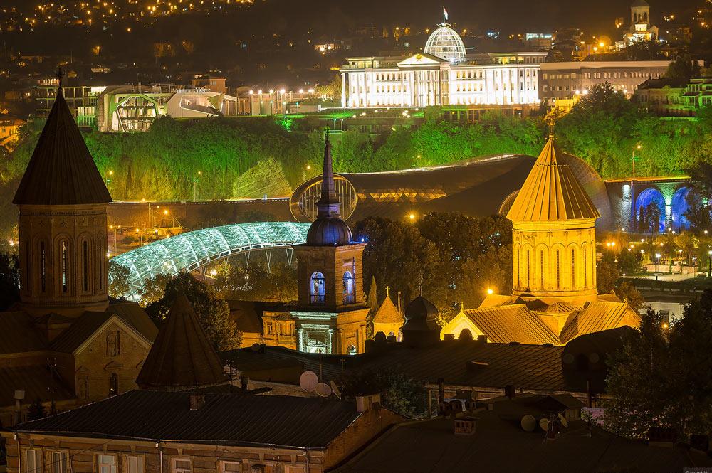 Как добраться до Грузии из Москвы