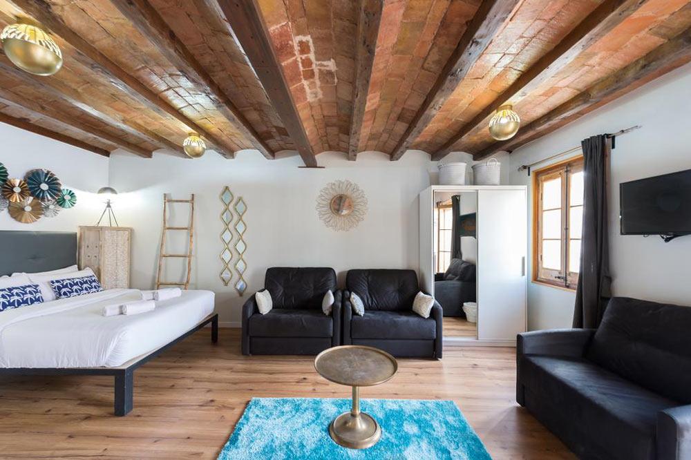 Недорогое жилье в Барселоне рядом с морем