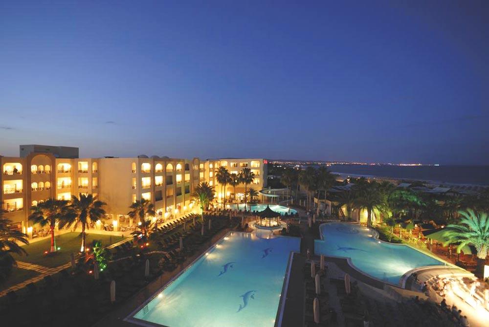 Лучшие отели в Суссе все включено на первой линии