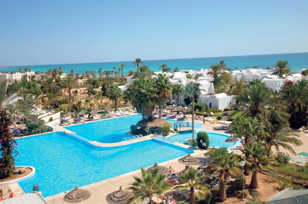 Бронировать отель в Тунисе самостоятельно