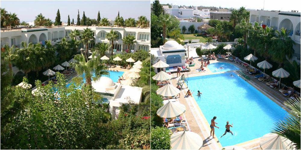 где бронировать отель в тунисе