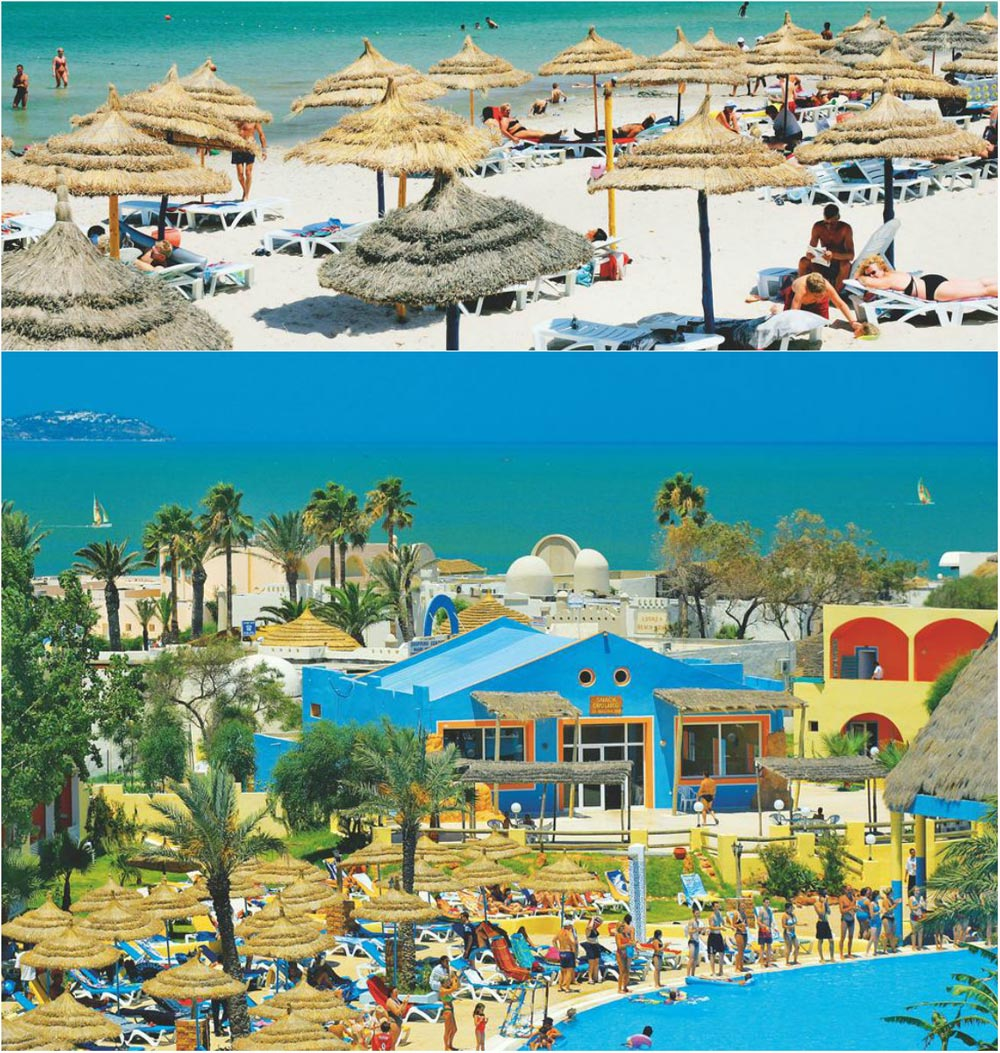 Лучшие отели Туниса 4 звезды