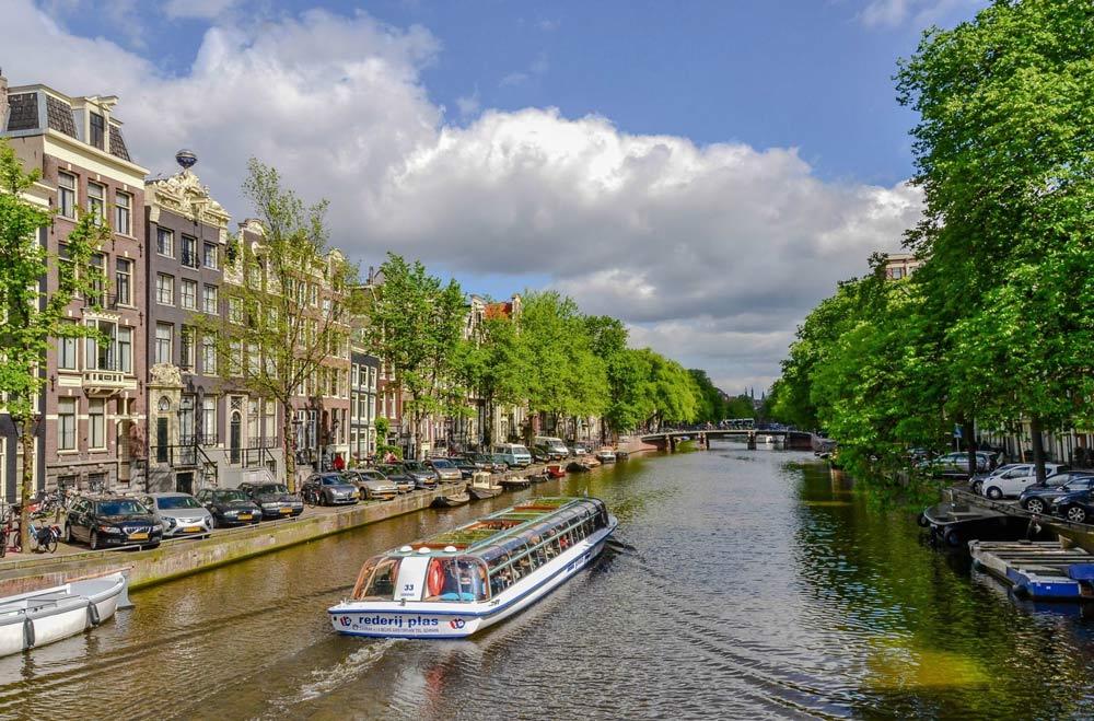 Стоимость билетов до Амстердама