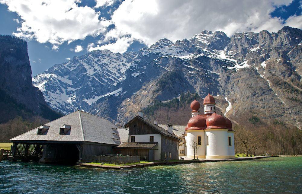 Цены на отдых в Баварии самостоятельно