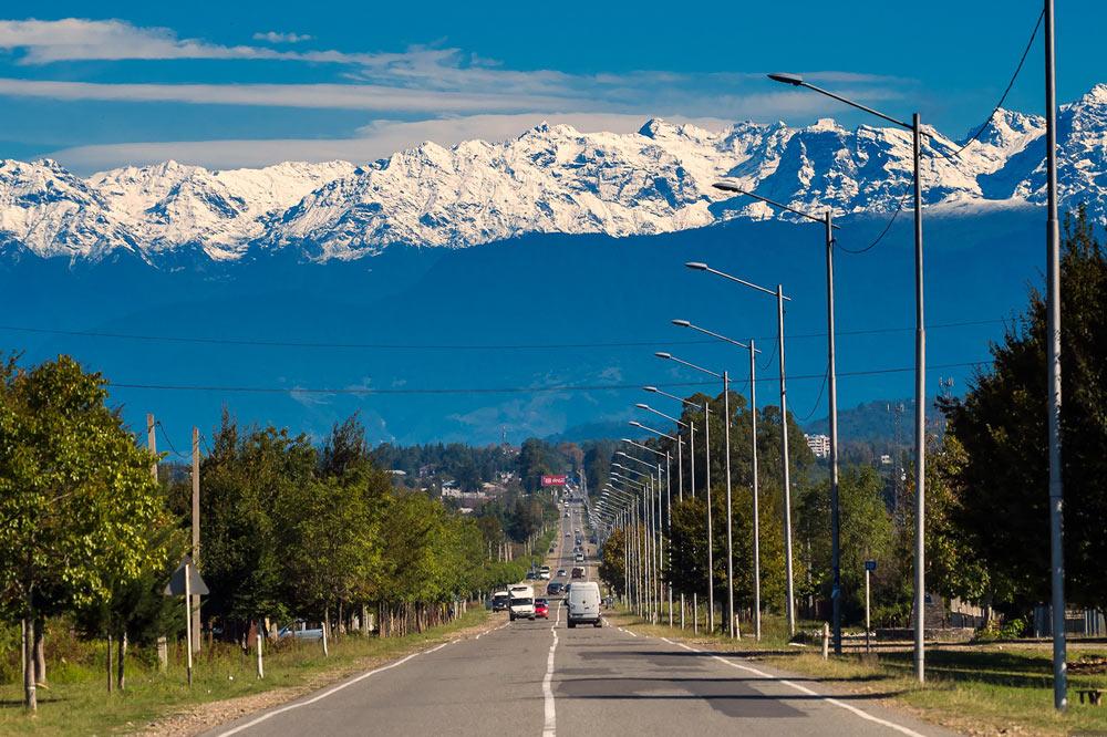 Где отдыхать в Грузии на лыжах
