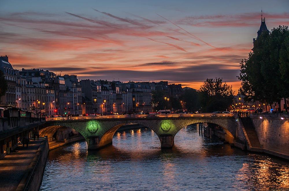 Авиабилеты в Париж из Москвы без пересадки