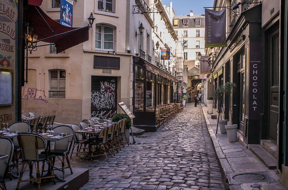 Отдых в Париже самостоятельно