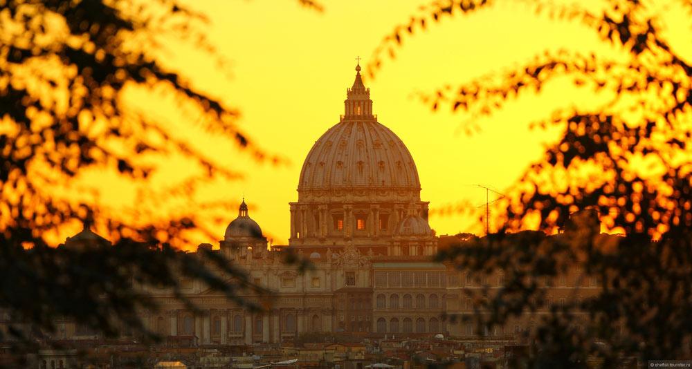 Цены на авиабилеты в Рим из Москвы