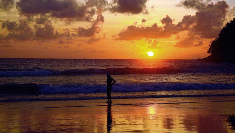Где можно отдохнуть на море в январе