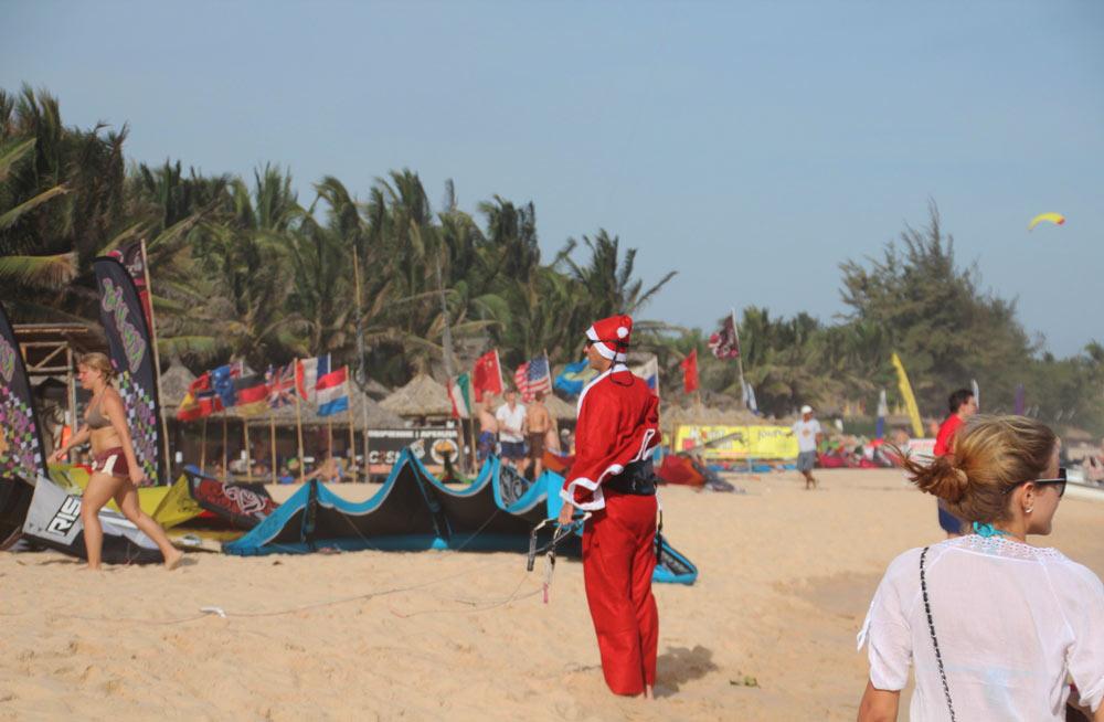 Провести новогодние каникулы на море заграницей