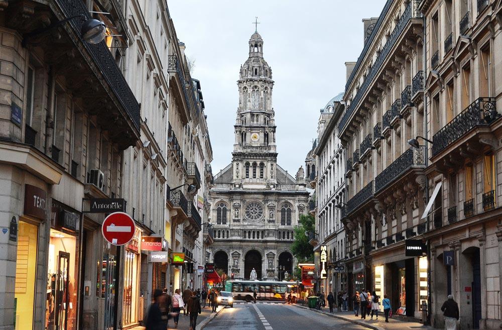 Сколько стоит отдохнуть в Париже