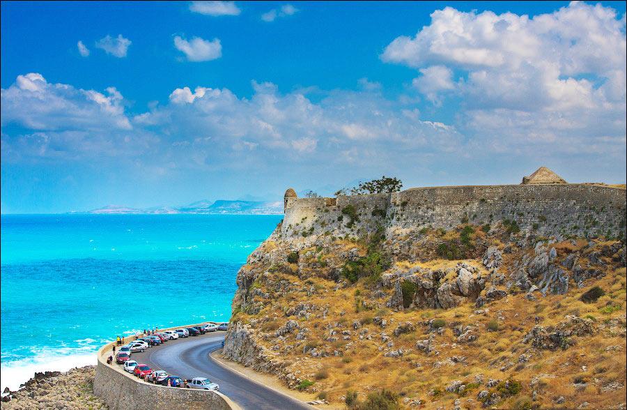 Лучшие отели на Крите с песчаным пляжем