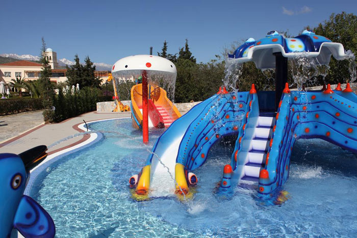 Отели на Крите для отдыха с детьми все включено