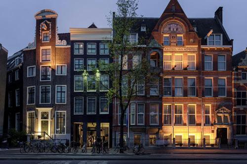 Лучшие отели Амстердама в центре города