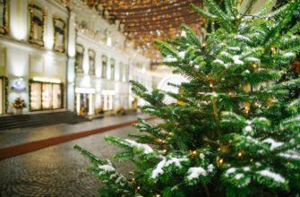 Мероприятия на Новый год в Москве