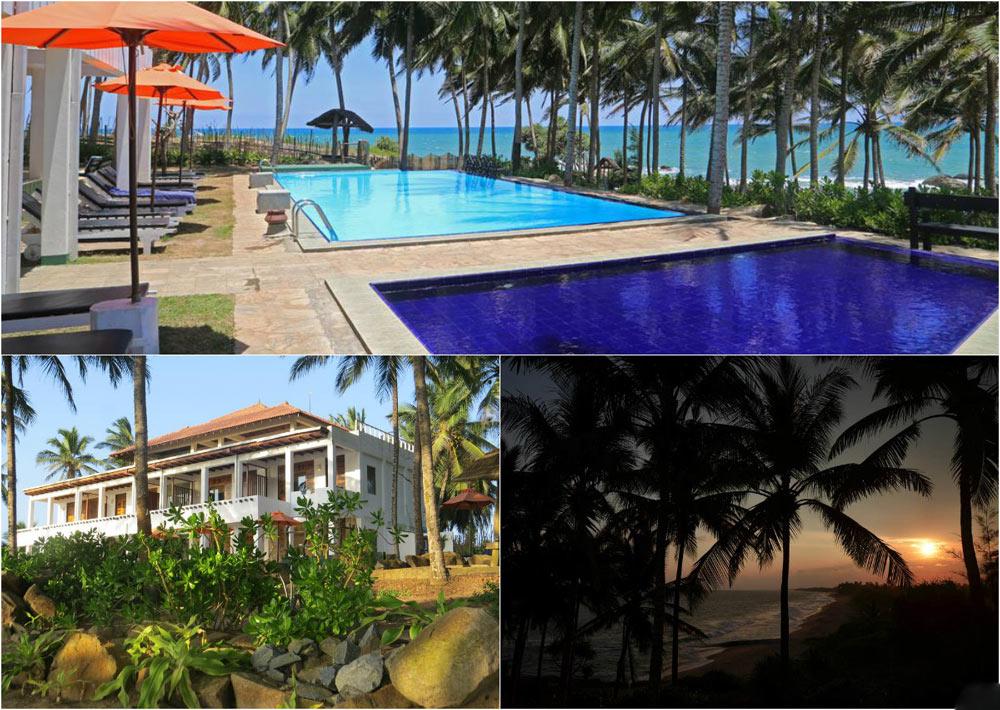 Отели Шри-Ланки на первой линии