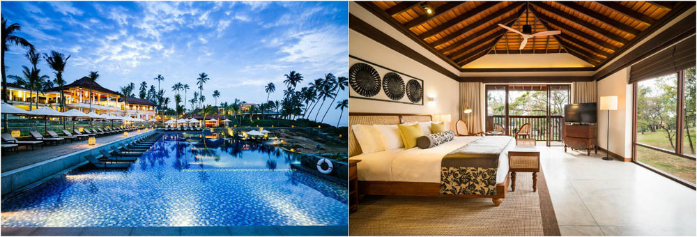 пляжные отели на Шри-ланке