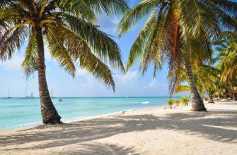 Где лучше отдыхать в феврале на море