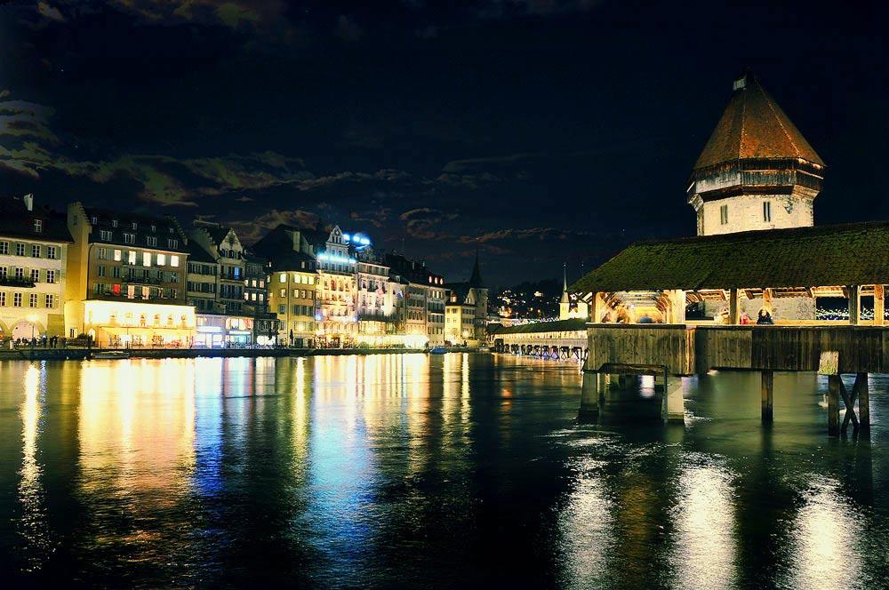 как отметить Новый год в Швейцарии