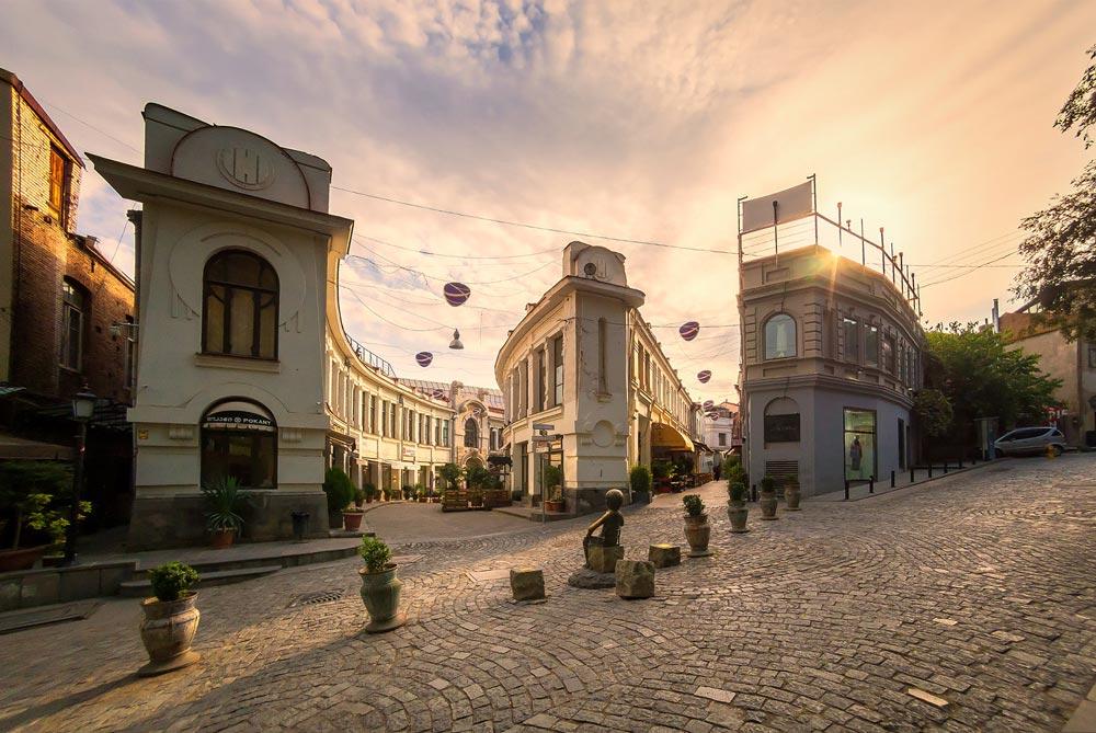 Цены на поездку в Тбилиси