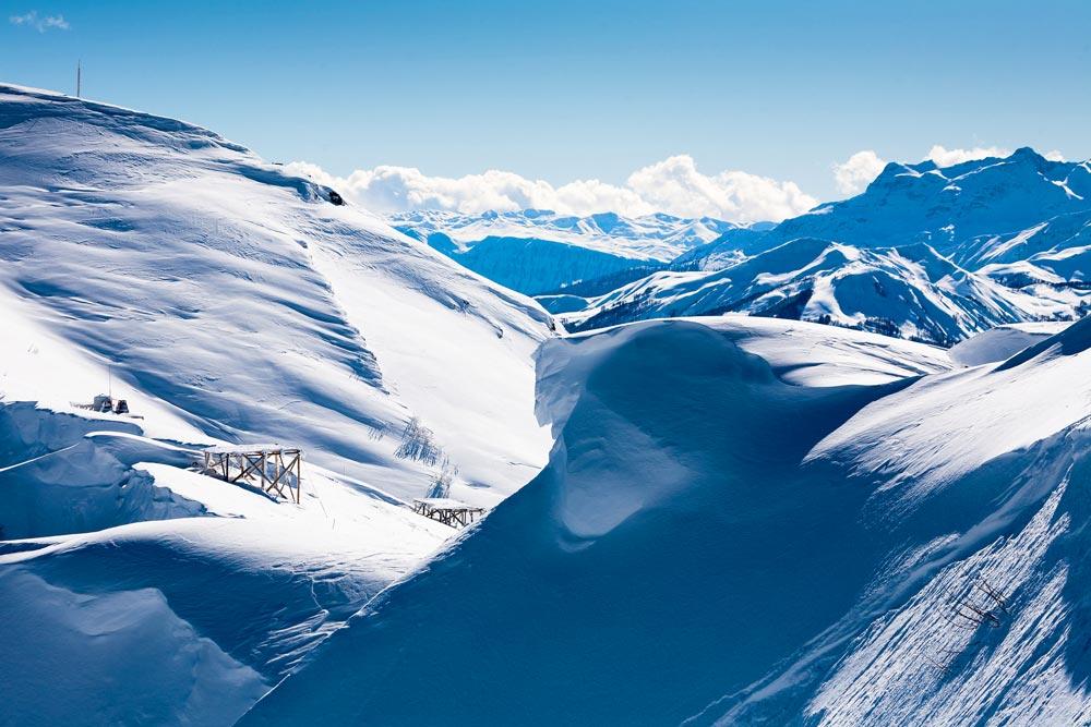 Цены на отдых в Роза Хутор зимой