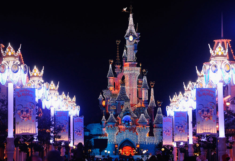 Что посмотреть в Париже на Рождество