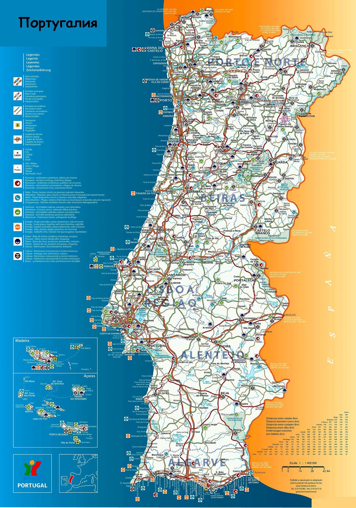 Отдых в Португалии, цены