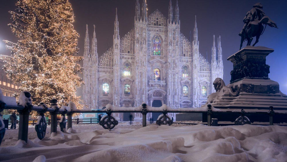 Цены на поездку в Италию зимой