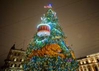 Новый год в Санкт-Петербурге с детьми