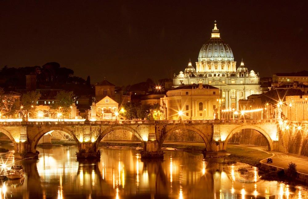 Цены на путевки в Рим на Новый год
