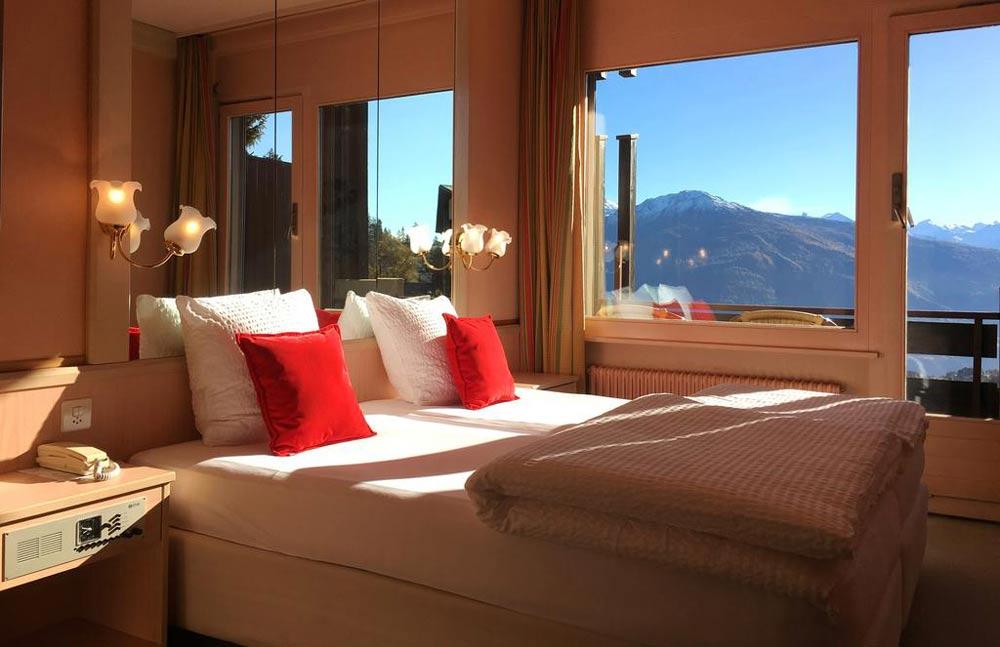 Стоимость отдыха в Швейцарии в феврале