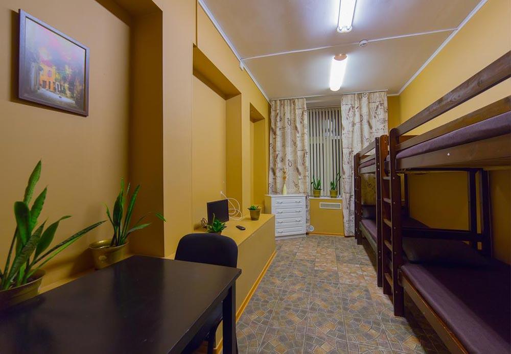 Цены на хостелы в Питере