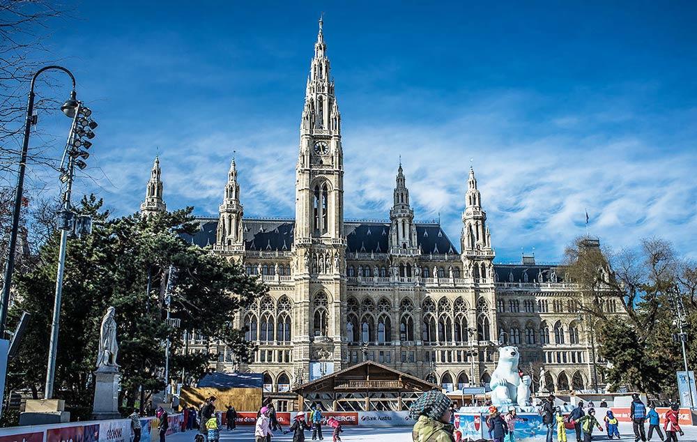 Снять квартиру в Вене на Новый год