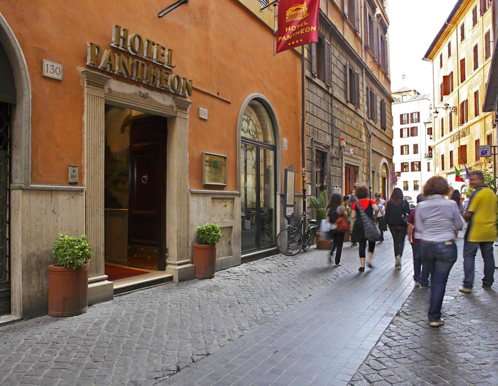 цены на путевки в Рим зимой из Москвы