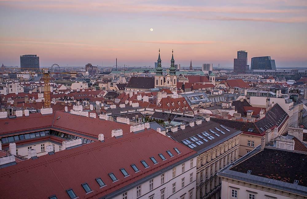 Снять жилье в Вене на новогодние праздники