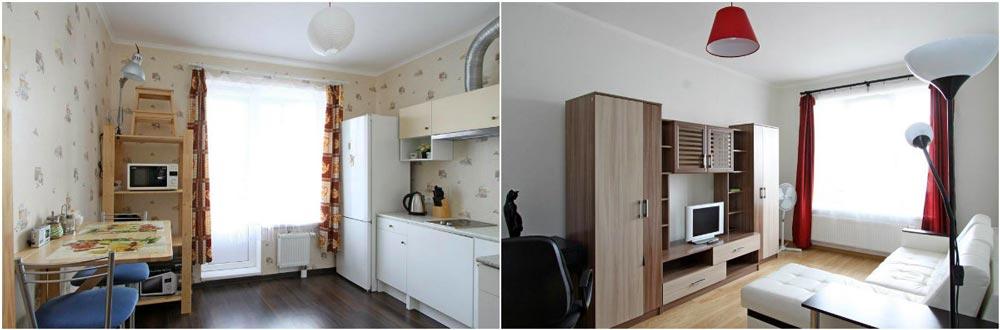 дешевые квартиры в СПб для отдыха