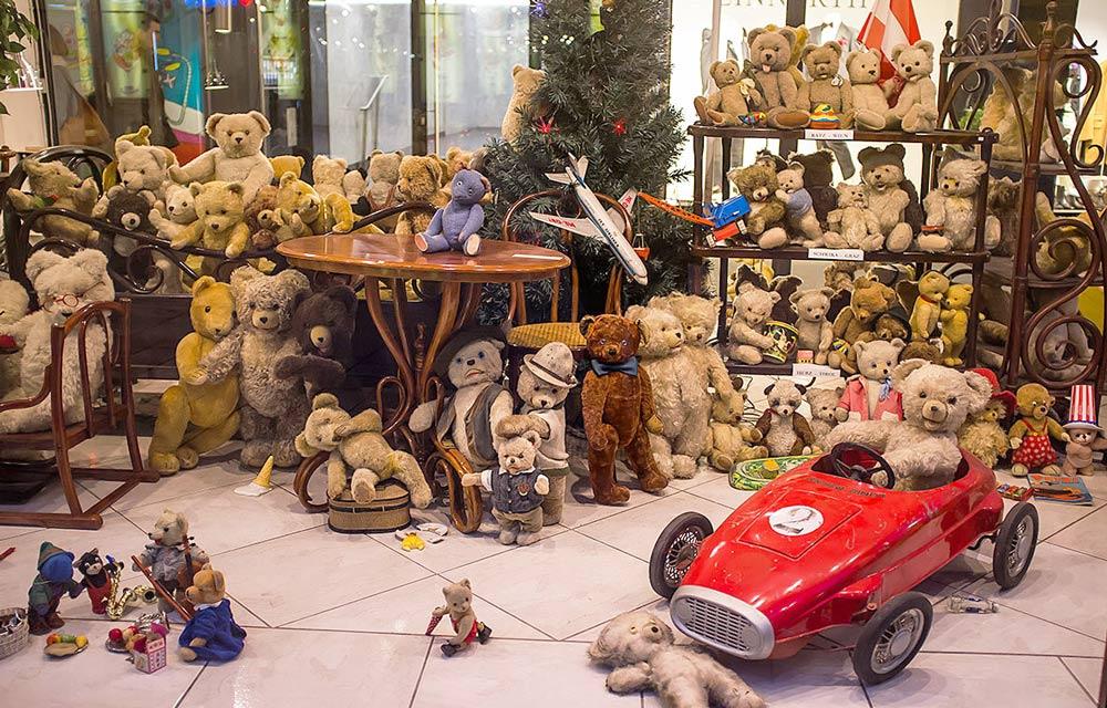 Новогодние праздники в Вене с ребенком